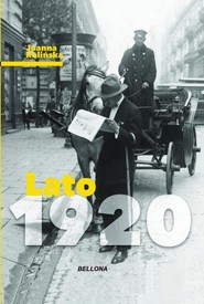 okładka Lato 1920, Książka | Rolińska Joanna