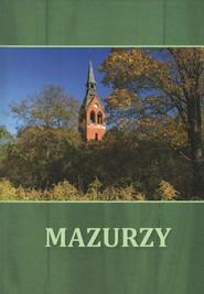 okładka Mazurzy, Książka |