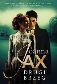 okładka Drugi brzeg, Książka | Joanna Jax