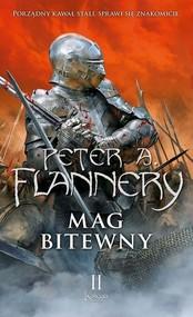 okładka Mag bitewny Księga 2, Książka   Peter A. Flannery