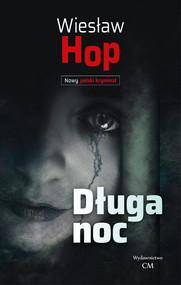 okładka Długa noc, Książka | Wiesław Hop