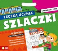 okładka Teczka ucznia z pisakiem Szlaczki, Książka |