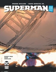 okładka Superman Rok pierwszy, Książka | Frank Miller, John Jr Romita
