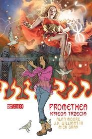 okładka Promethea Księga trzecia, Książka |