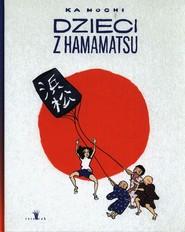 okładka Dzieci z Hamamatsu, Książka | Mochi Ka