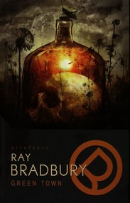 okładka Green Town, Książka | Bradbury Ray