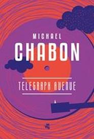 okładka Telegraph Avenue, Książka | Chabon Michael