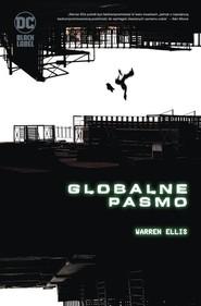 okładka Globalne Pasmo, Książka | Ellis Warren