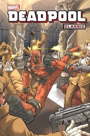 okładka Deadpool Classic Tom 9, Książka |