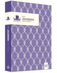 okładka Oczy z Rigela, Książka   Jacobsen Roy