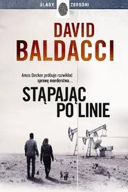 okładka Stąpając po linie, Książka | David Baldacci