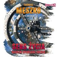 okładka Sens życia według upadłego anioła, Audiobook | Tadeusz Meszko