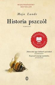 okładka Historia pszczół, Książka | Maja Lunde