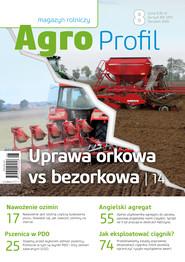 okładka Agro Profil 8/2020, Ebook | praca zbiorowa