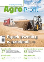 okładka Agro Profil 9/2020, Ebook | praca zbiorowa