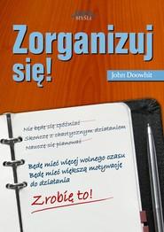 okładka Zorganizuj się!, Audiobook | John Doowhit