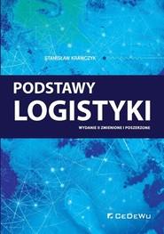 okładka Podstawy logistyki, Książka | Krawczyk Stanisław