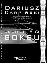 okładka Elementarz Boksu, Książka   Karpiński Dariusz
