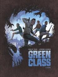 okładka Green Class Tom 2 Alfa, Książka |
