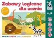 okładka Zabawy logiczne dla ucznia, Książka | Natalia Minge, Krzysztof Minge, Monika Sobkowiak, Biela Agnieszka