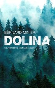okładka Dolina, Książka | Bernard Minier