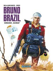 okładka Bruno Brazil 2 Komando Kajman, Książka | Greg