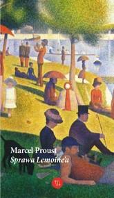 okładka Sprawa Lemoine'a, Książka | Marcel Proust