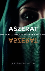 okładka Aszerat, Książka |