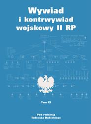 okładka Wywiad i kontrwywiad wojskowy II RP, Książka |