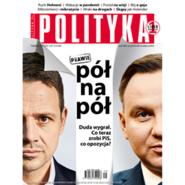 okładka AudioPolityka Nr 29 z 15 lipca 2020 roku, Audiobook | Polityka