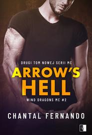 okładka Arrow's Hell. , Ebook | Chantal Fernando
