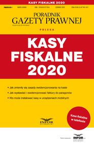 okładka Kasy fiskalne 2020, Ebook | Praca Zbiorowa