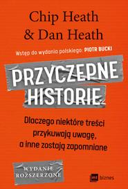 okładka Przyczepne historie, Ebook | Chip Heath, Dan Heath
