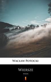 okładka Wiersze, Ebook | Wacław Potocki
