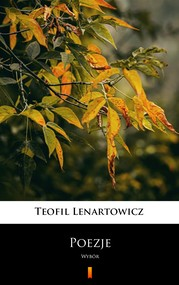 okładka Poezje, Ebook | Teofil Lenartowicz