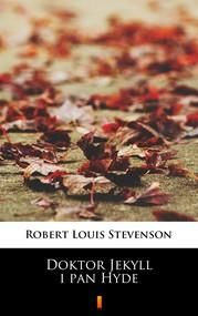 okładka Doktor Jekyll i pan Hyde, Ebook | Robert Louis Stevenson