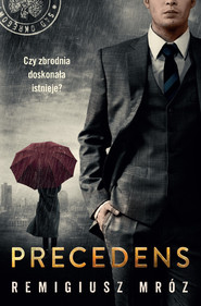 okładka Precedens, Książka |