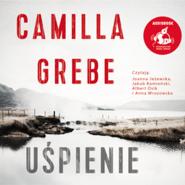 okładka Uśpienie, Audiobook | Camilla Grebe