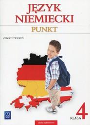 okładka Punkt Język niemiecki 4 Zeszyt ćwiczeń Szkoła podstawowa, Książka | Potapowicz Anna