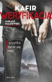 okładka Weryfikacja, Książka | Kafir, Łukasz Maziewski