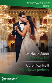 okładka Wiedeński bal, Książka   Michelle Smart