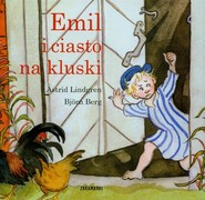okładka Emil i ciasto na kluski, Książka | Astrid Lindgren, Bjorn Berg