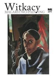 okładka Witkacy Malarstwo, Książka | Anna Żakiewicz