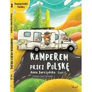 okładka Kamperem przez Polskę 2, Książka | Jurczyńska Anna