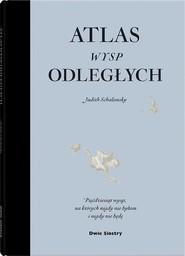 okładka Atlas wysp odległych, Książka | Schalanski Judith