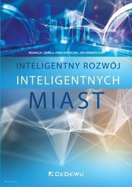 okładka Inteligentny rozwój inteligentnych miast, Książka |