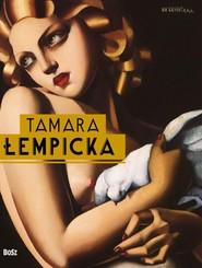okładka Tamara de Lempicka, Książka   Marisa Lempicka, Maria Anna Potocka