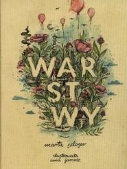okładka Warstwy, Książka | Marta Szloser