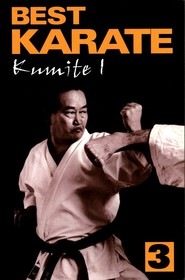 okładka Best Karate 3 Kumite 1, Książka   Nakayama Masatoshi