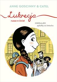 okładka Lukrecja rusza w świat, Książka | Goscinny Anne